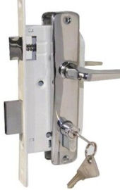 Double Mortise Lock Commercial Double Mortise Lock 031 / Small Entrance Mortise Lock